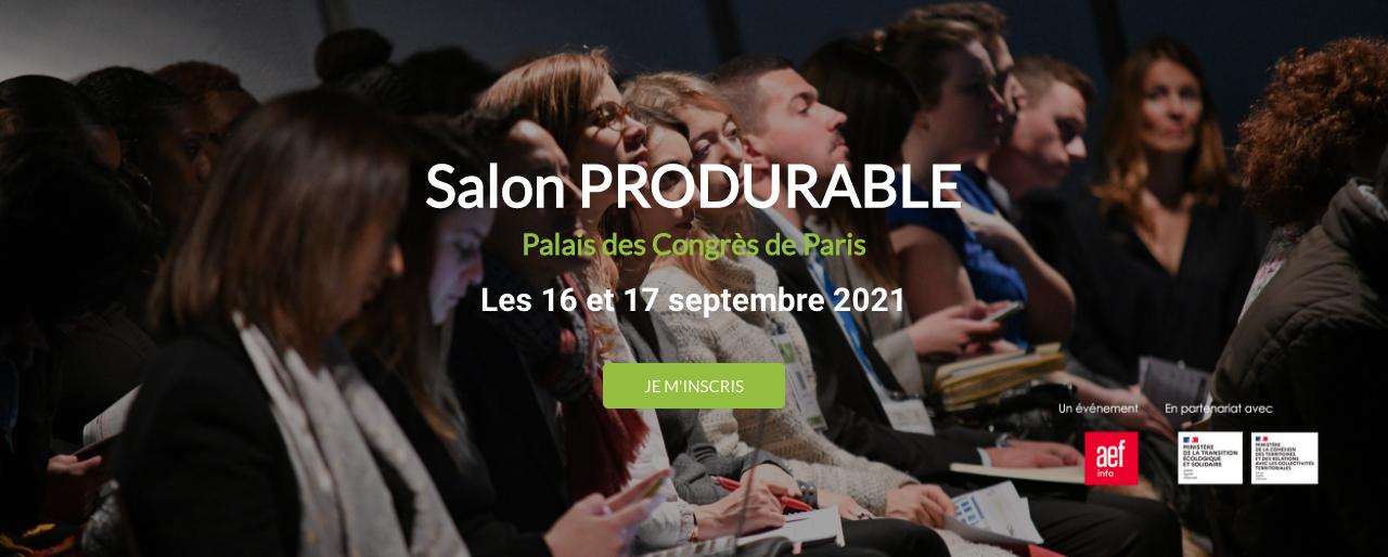 Salon PRODURABLE 2021